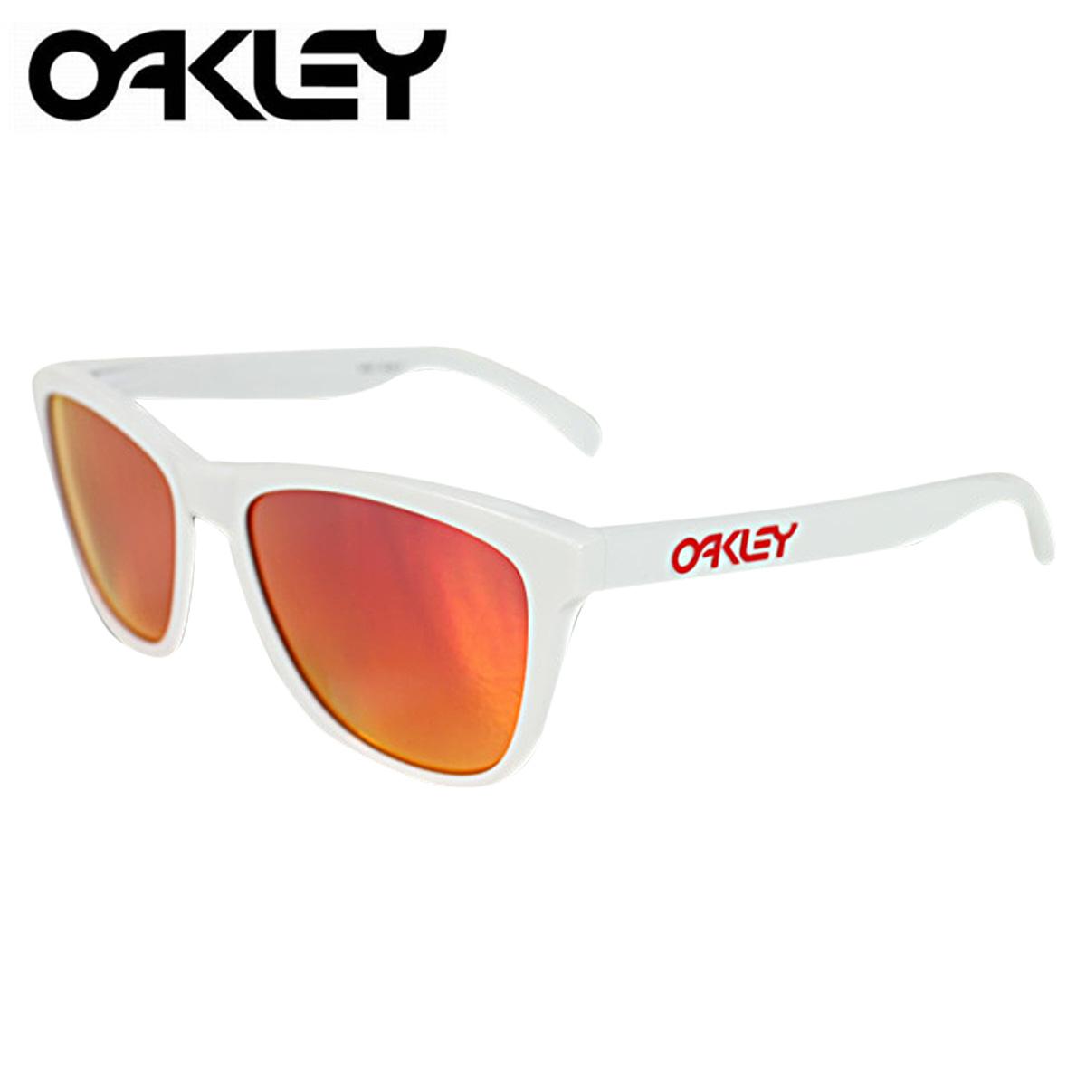 e84ef3a46ae9 ... promo code oakley oakley sunglasses frogskins frog skin mens womens  glasses 24 307 white rudy unisex