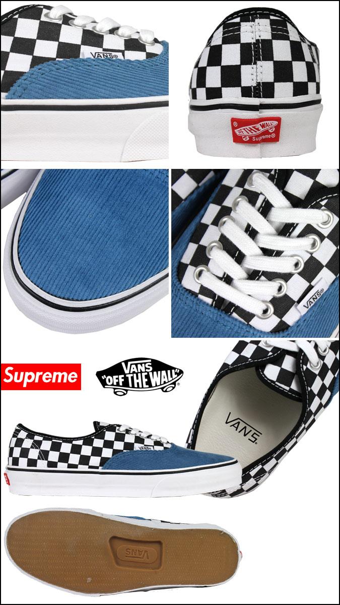 ef694878735 supreme vans authentic sale   OFF45% Discounts