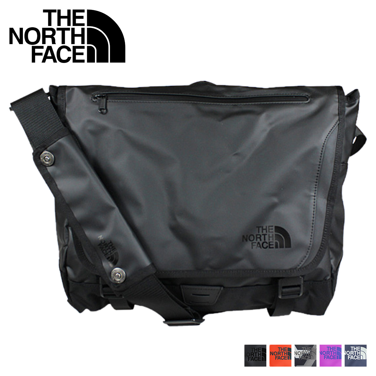 The North face THE NORTH FACE messenger bag  5 colors  A7KU BASE CAMP  MESSENGER MEDIUM men  1 22 Shinnyu load   regular  baeed275ae8a1