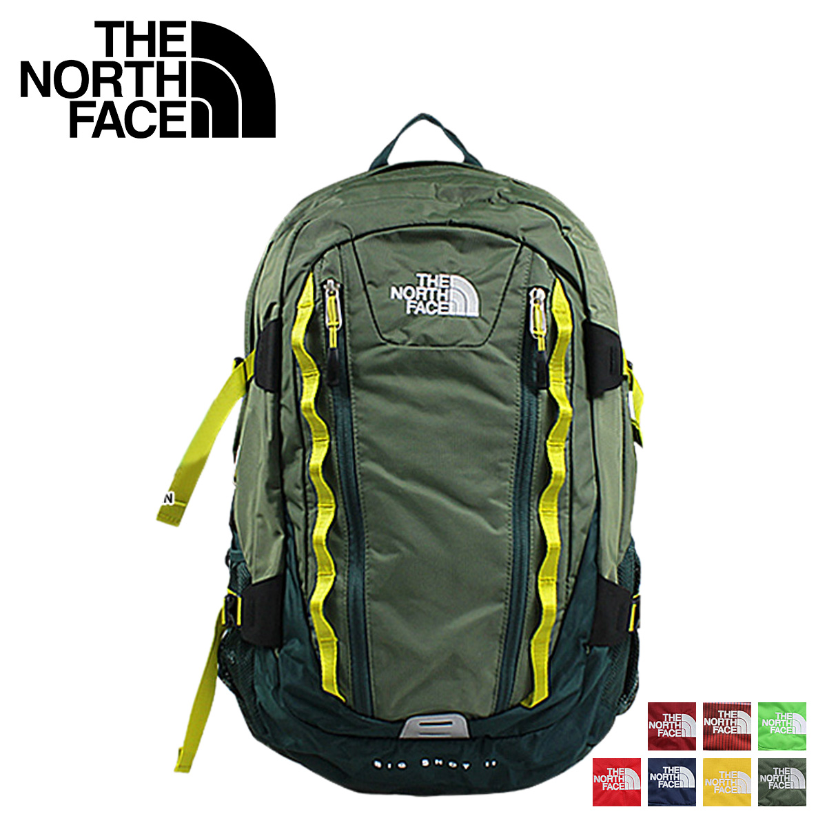51ea94146 The North face THE NORTH FACE backpack [5 colors] A92V BIG SHOT ll BACKPACK  men [1/22 Shinnyu load] [regular]★★