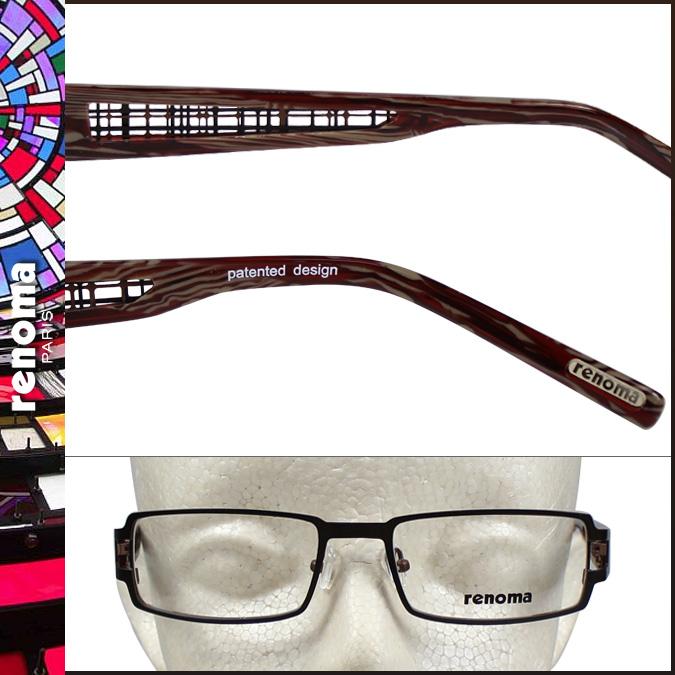 renoma レノマ メガネ 眼鏡 メンズ レディース