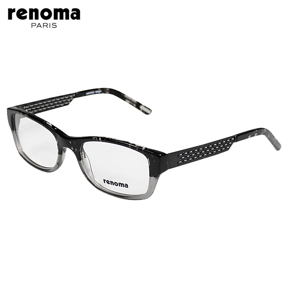 759c9530ef ALLSPORTS  Renoma renoma glasses  Black x gray  cell x metal frame ...