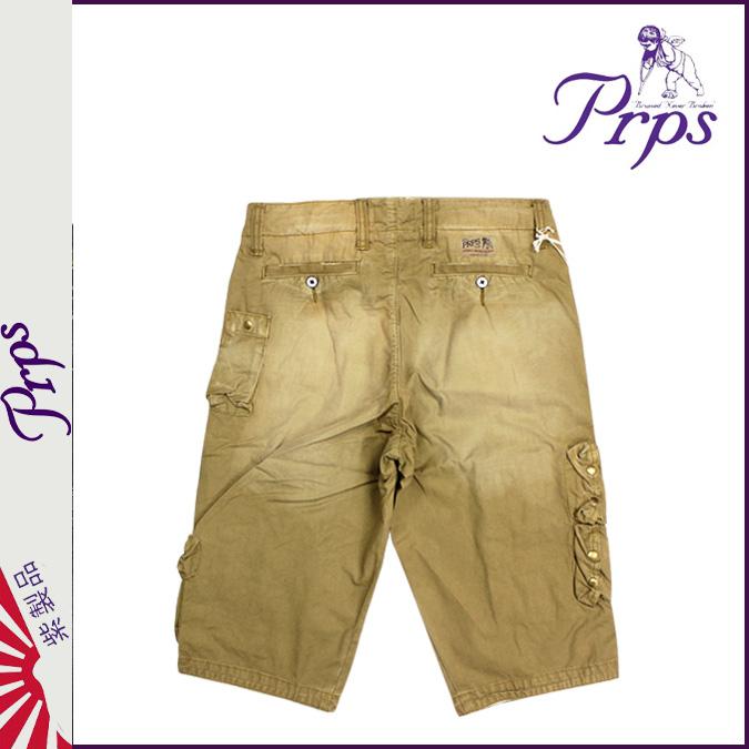 ALLSPORTS | Rakuten Global Market: Pierre rupees PRPS cargo shorts ...