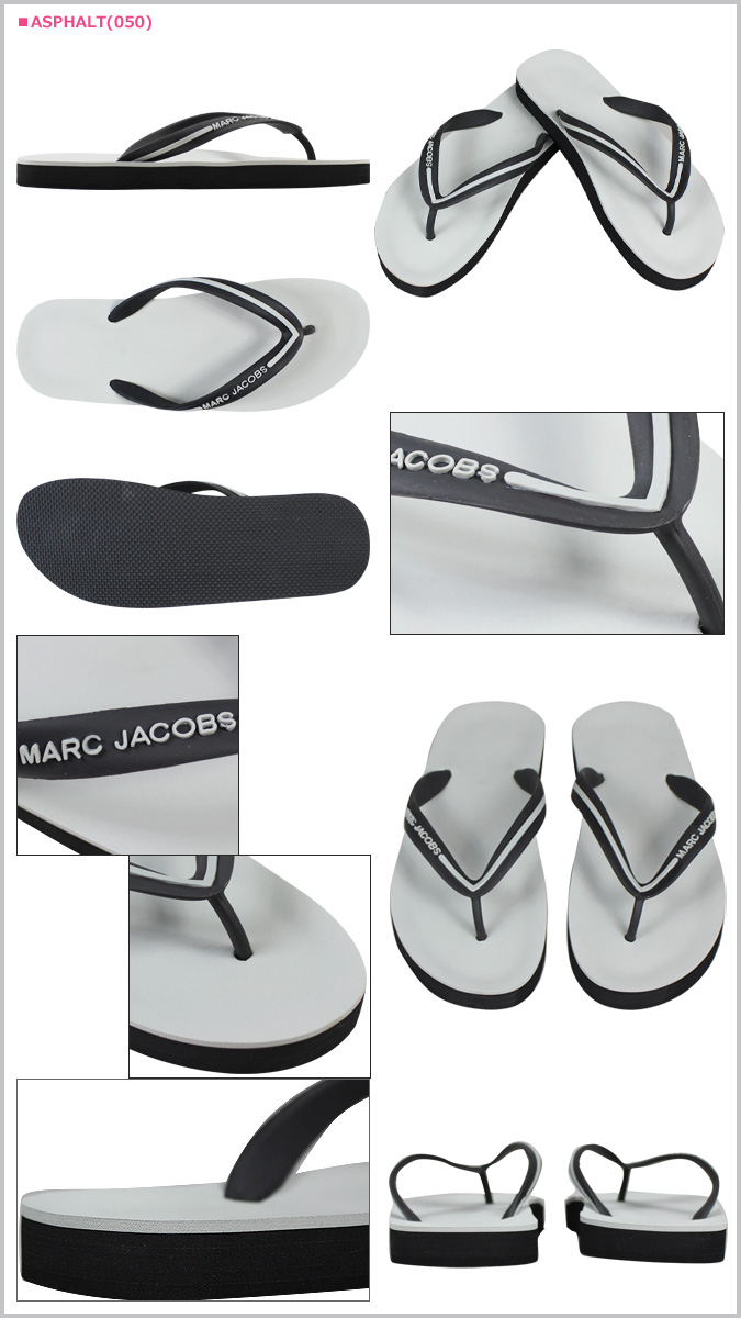 48ca543f3dcf1d  arrival ♪ long-awaited the latest item of mark by mark Jacobs  ・An  absolutely desired beach sandal comes up in the summertime!