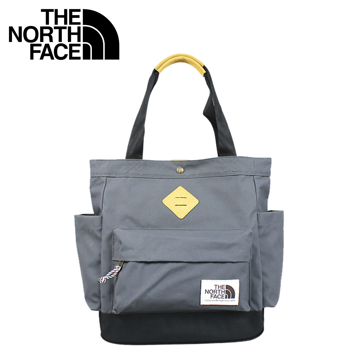 Allsports Rakuten Global Market The North Face Tote Bag Men S 2017 New C086 Grey Four Point 8 25 In Stock Regular