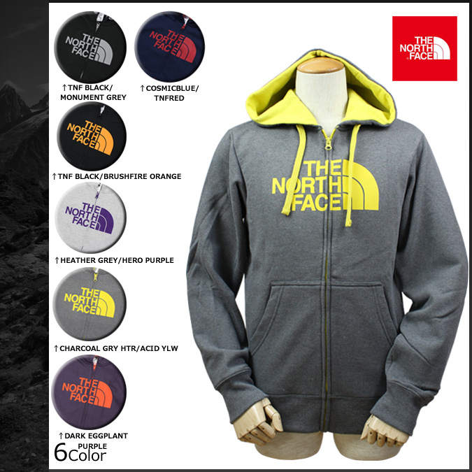 6250dbed4 discount code for the north face mens half dome full zip hoodie ...
