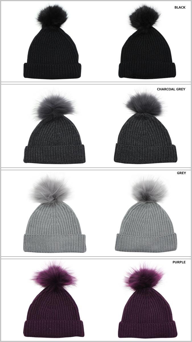 8664d4223d1 -MARC BY MARC JACOBS   ☆ knit hat Beanie ☆ FA14 ACRYLIC POM BEANIE STYLE   S0000045