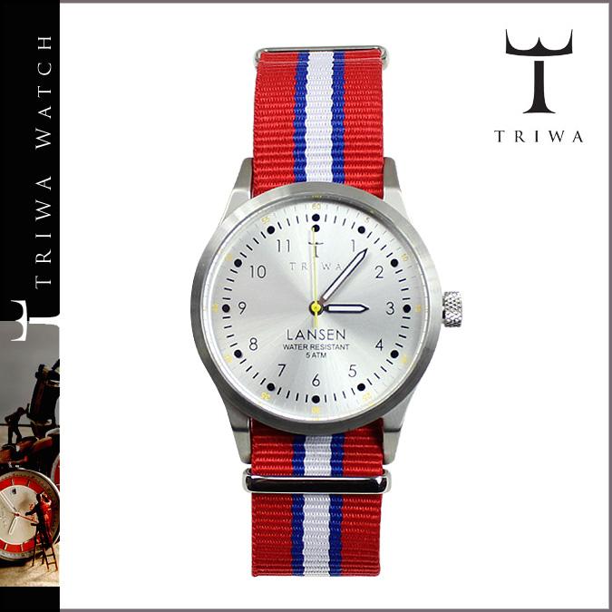 Tri TRIWA watches mens Womens LAST102 35 mm watch watch Norway STERLING LANSEN NATO unisex [1 / 9 new in stock] [regular] ★ ★ 02P08Feb15