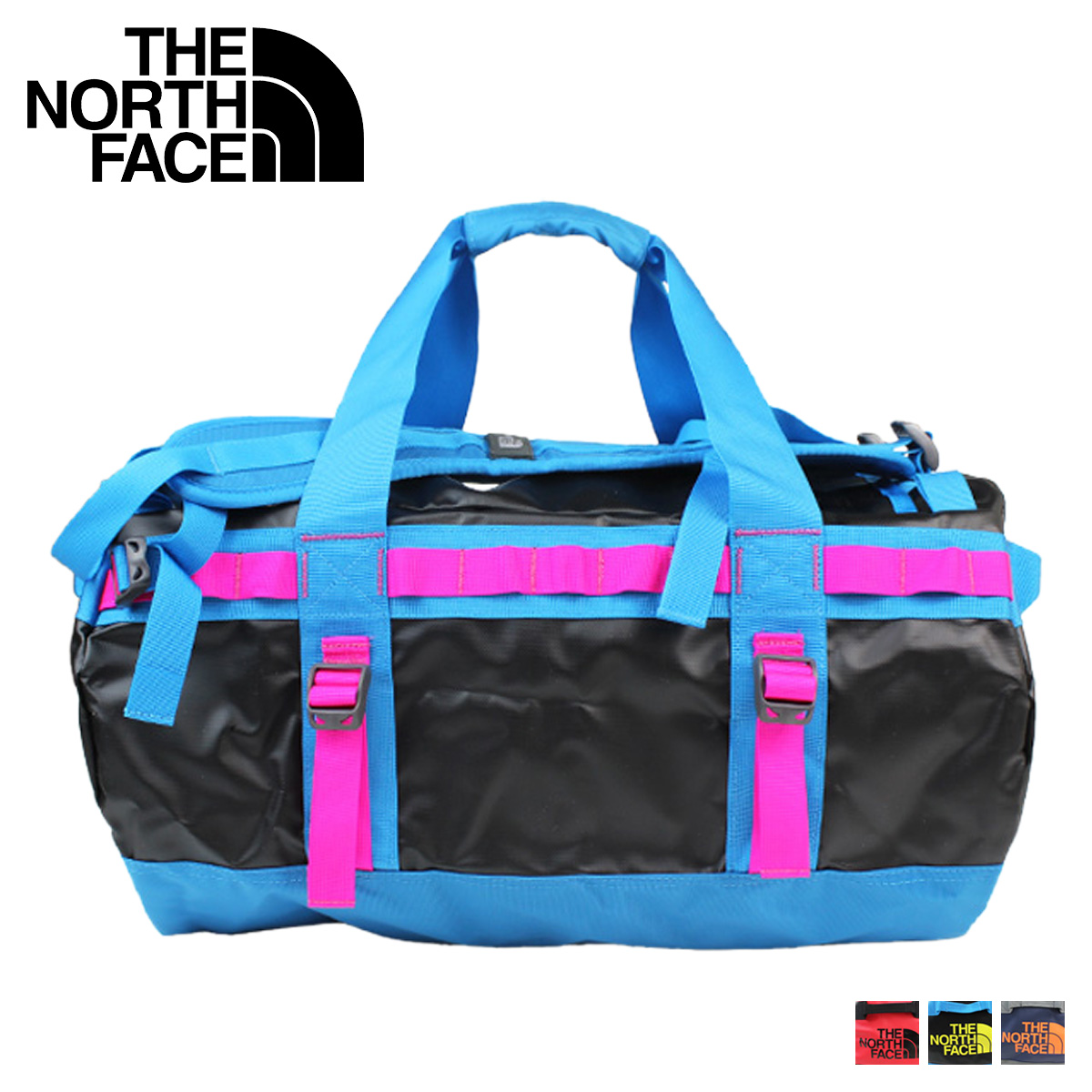 The north face THE NORTH FACE bags duffel bags men s women s Boston bag  2015 spring summer new 3 color ASTC BASE CAMP DUFFEL SMALL unisex  6 23 new  in ... d94bfa031