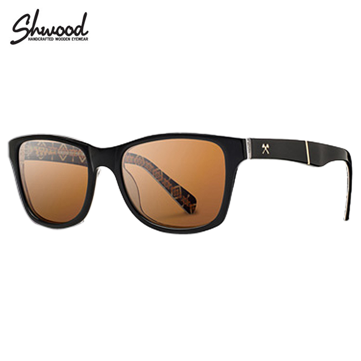 016687e7a40 ALLSPORTS  Sud Shwood Pendleton PENDLETON mens Womens sunglasses handmade  Rancho Brown CANDY  7 28 new in stock