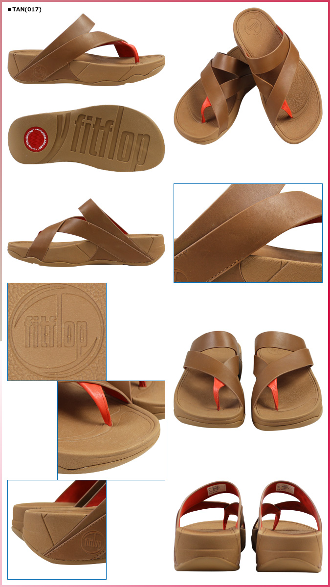 FitFlop fit flop Sling sandal 186-001 186-017 186-068 SLING LEATHER Leather Womens