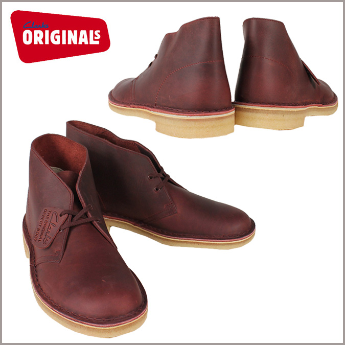 [SOLD OUT]克拉克原始物Clarks ORIGINALS甜点长筒靴DESERT BOOT 34317人