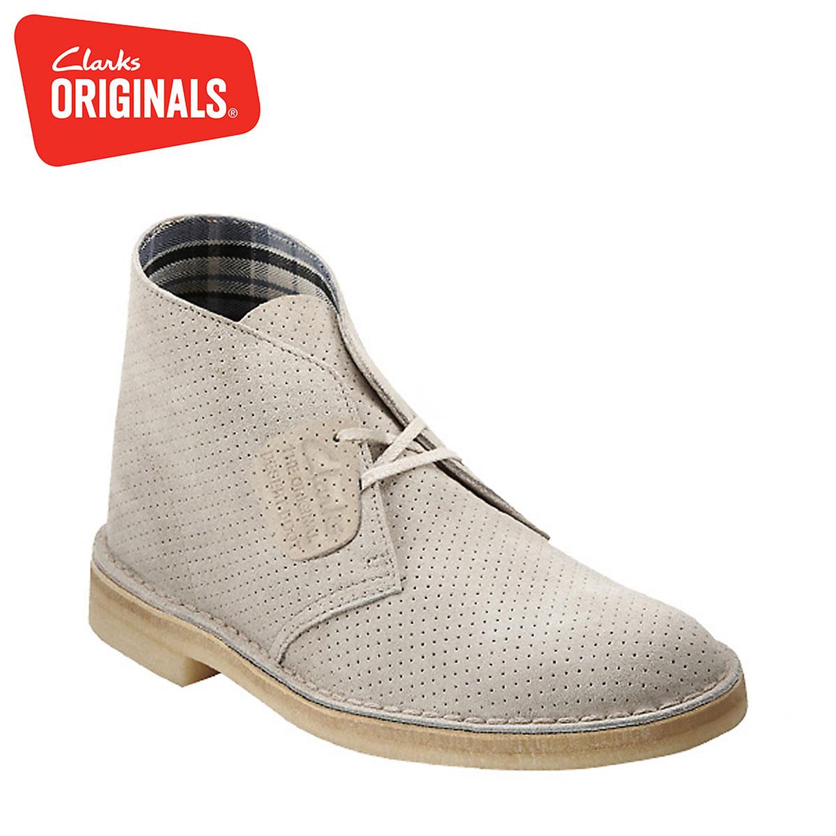 allsports clarks originals clarks originals desert boots in gray 61278 desert boot mens. Black Bedroom Furniture Sets. Home Design Ideas