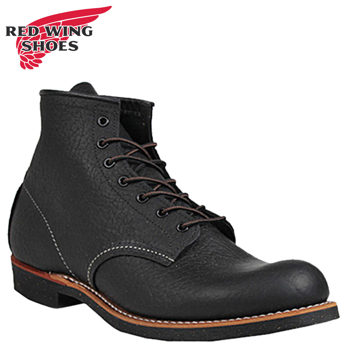 68d6cc8db46 Allsports Redwing Red Wing Brooks Brothers Beckman Round To Boots