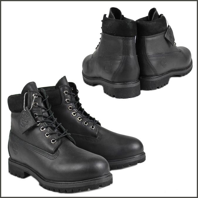 Timberland 6 Cargador Impermeable - Negro De Los Hombres O9U0XZWL