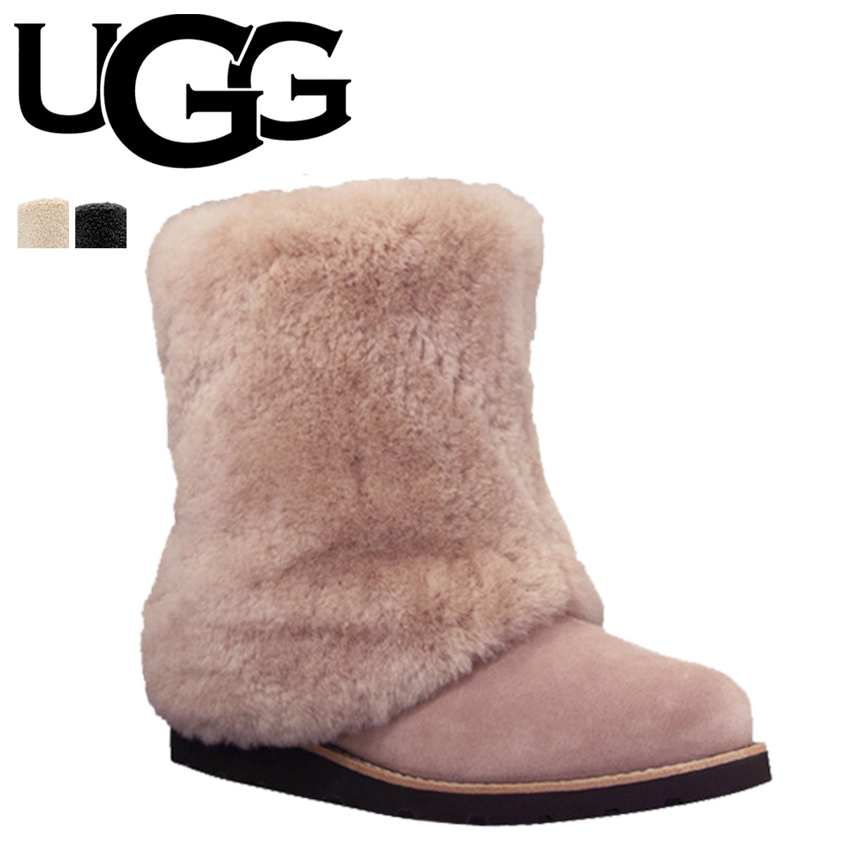 0b935ab1a99 [SOLD OUT] Shearling boots WOMENS MAYLIN 3220 Sheepskin women's UGG Ugg,  Meyrin