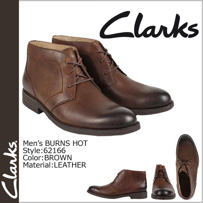 ALLSPORTS | Rakuten Global Market: Clarks CLARKS Burns hot chukka ...