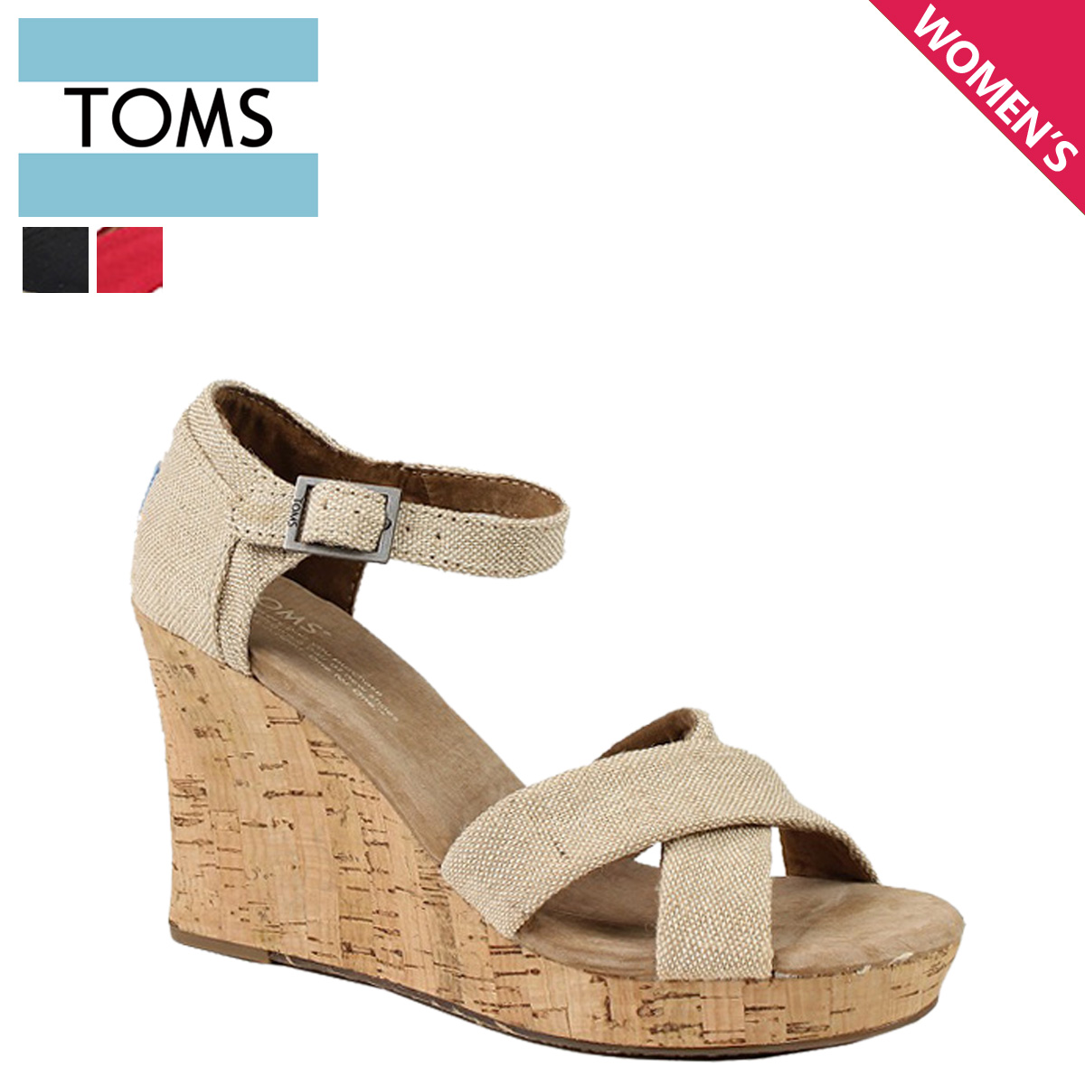 75437351927 ALLSPORTS  Thoms shoes TOMS SHOES Lady s sandals WOMEN S STRAPPY ...