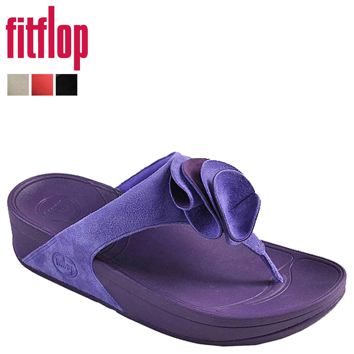 Fit flops FitFlop Sandals 293-001 293-068 293-139 293-258 suede Womens Yoko