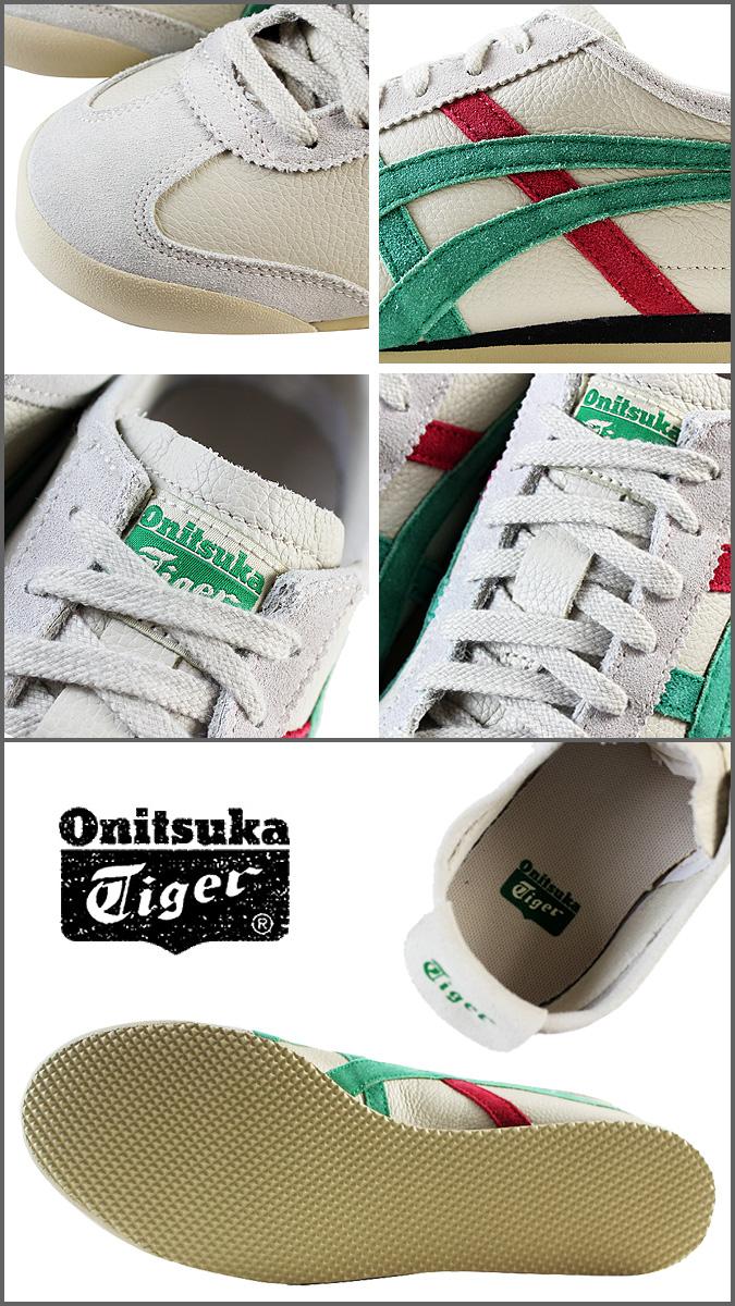 detailed look db6f1 040e3 onitsuka tiger mexico 66 vintage