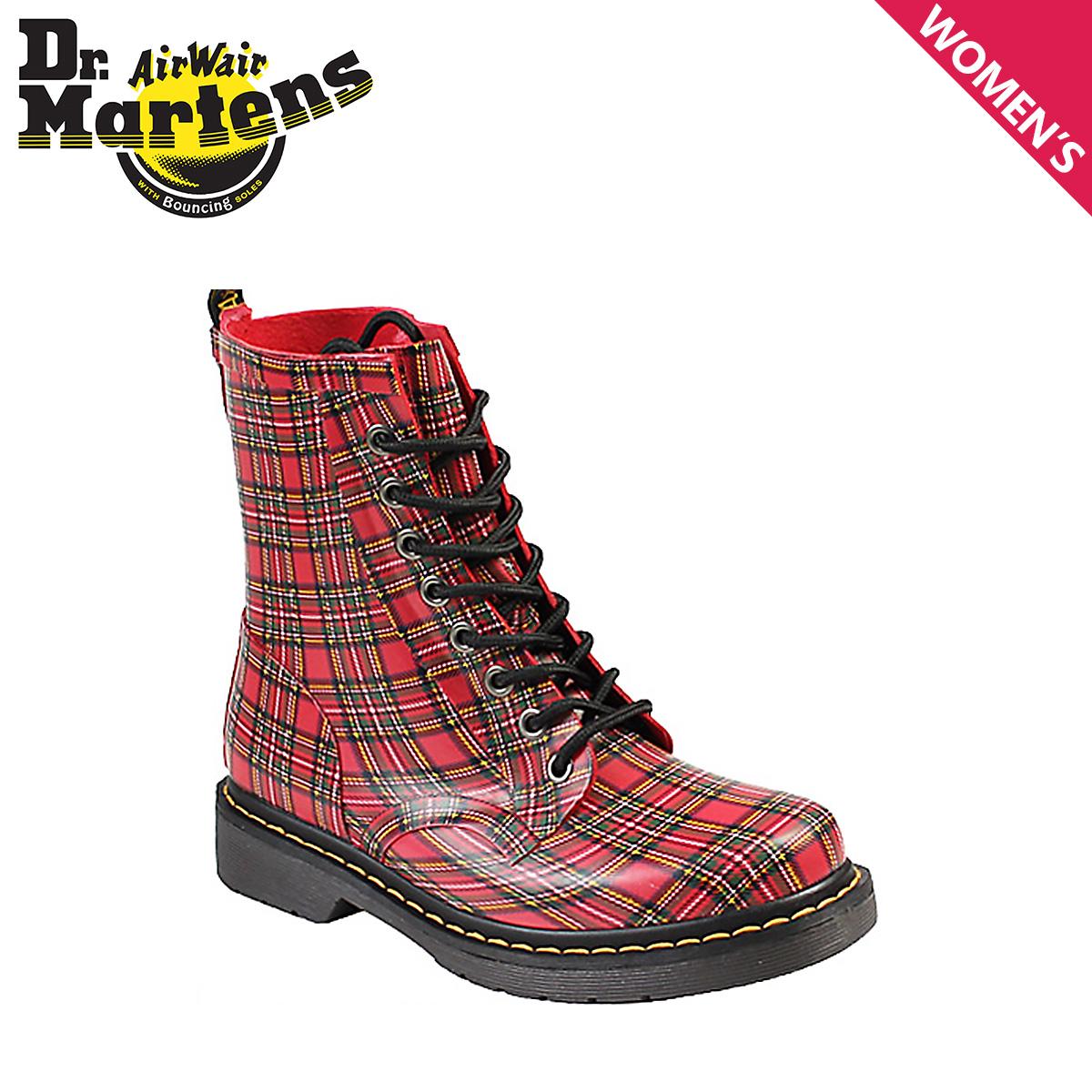 bafbcf598a02f4 ALLSPORTS  8 doctor Martin Dr.Martens hall boots  red strike Wirt ...