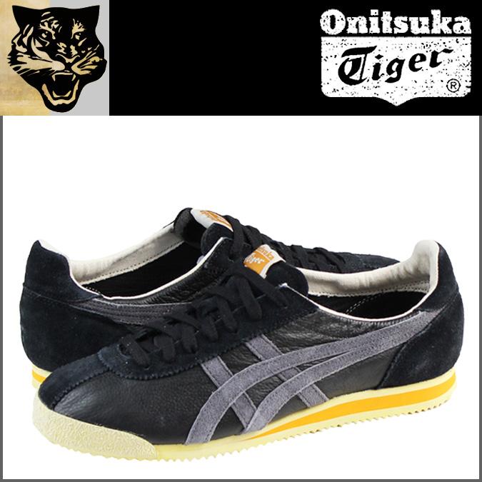asics tiger corsair leather