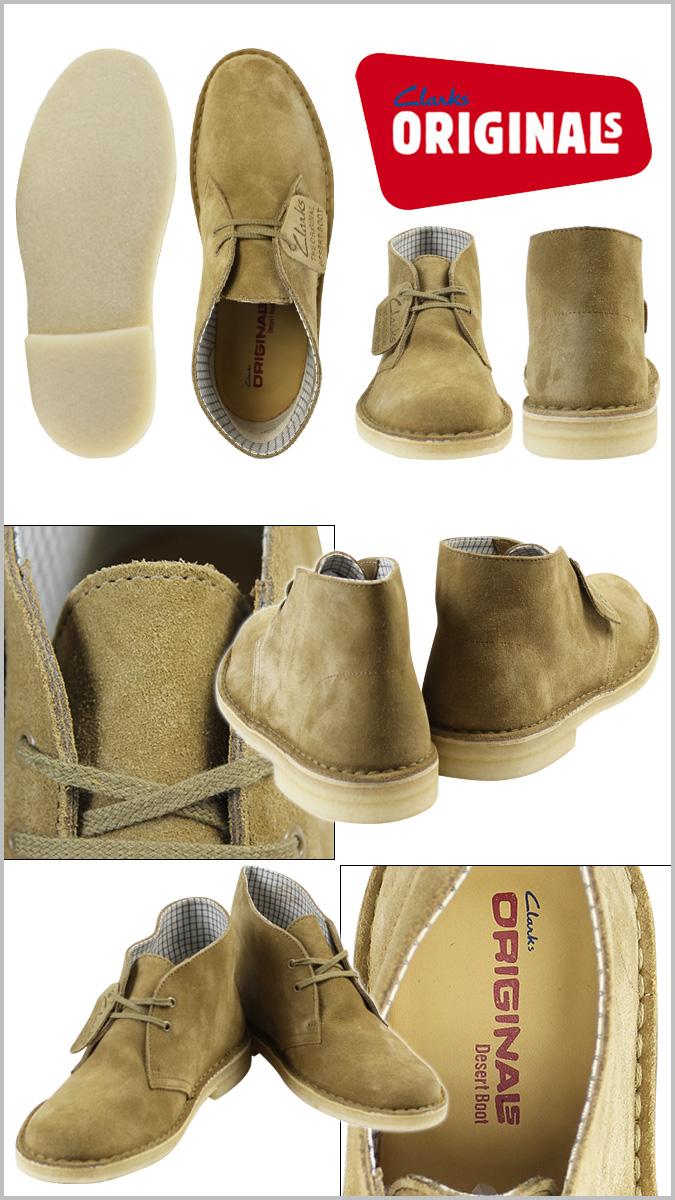 6b866b1d9fe ... Clarks originals Clarks ORIGINALS ladies desert boots 72073 [Oakwood] DESERT  BOOT WOMEN suede suede ...