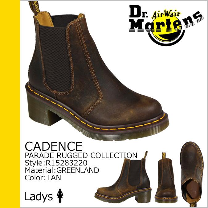 [SOLD OUT]Dr.Martens博士馬丁旁邊戈爾長筒靴切爾西長筒靴女士CADENCE R15283220]