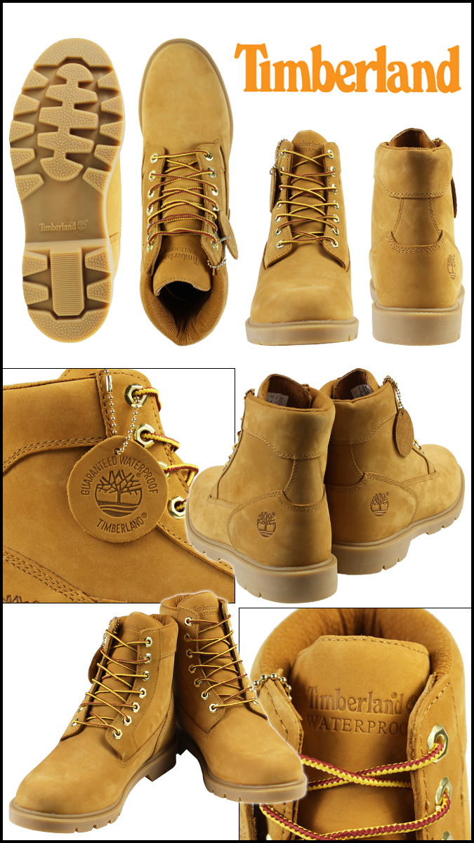 sneakers for cheap a032e 10ca6 ...  SOLD OUT  Timberland Timberland 6 inch basic boot 19079  wheat  6- ...