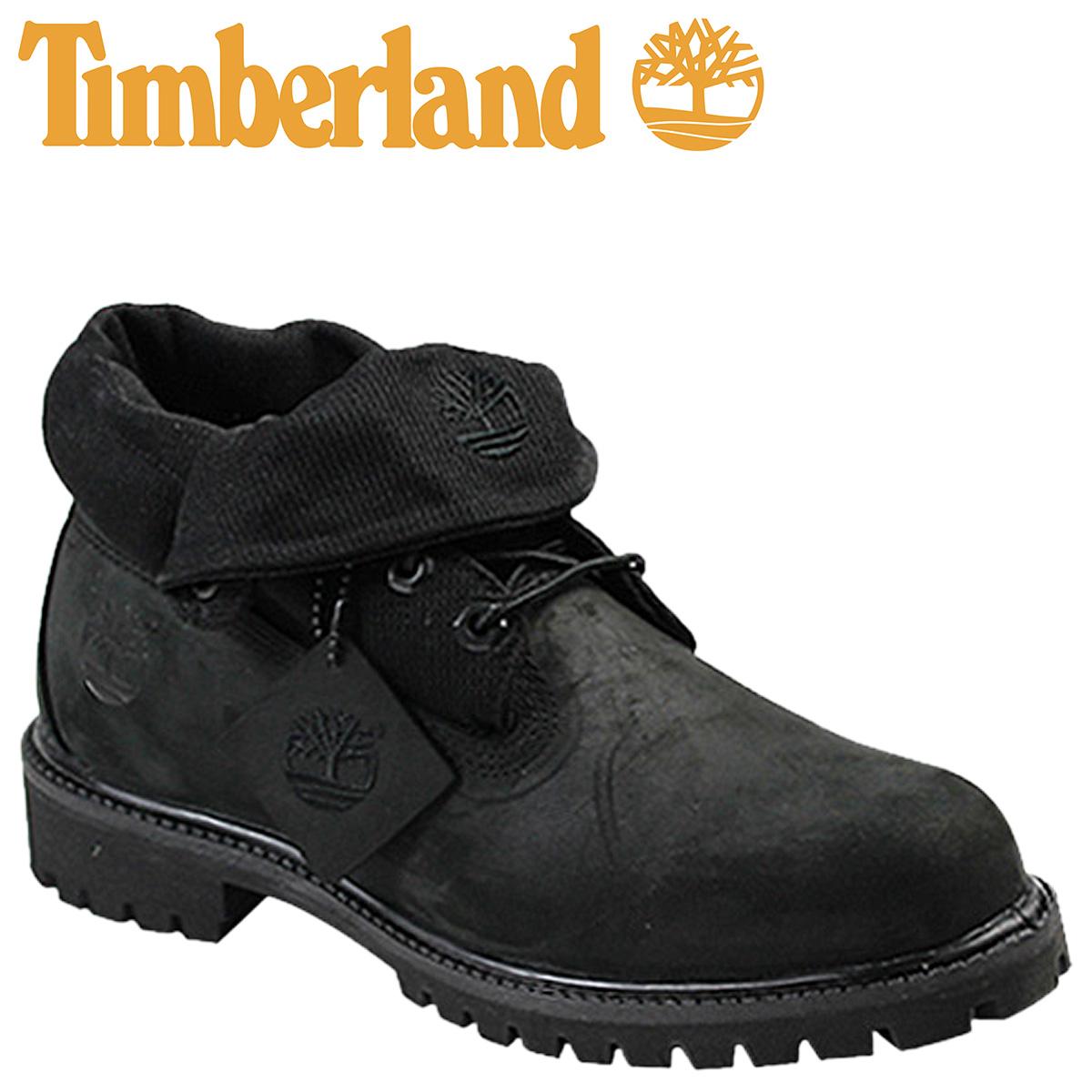 Botas Altas Rollo Timberland Hombre Negro lV7S5aSG6v