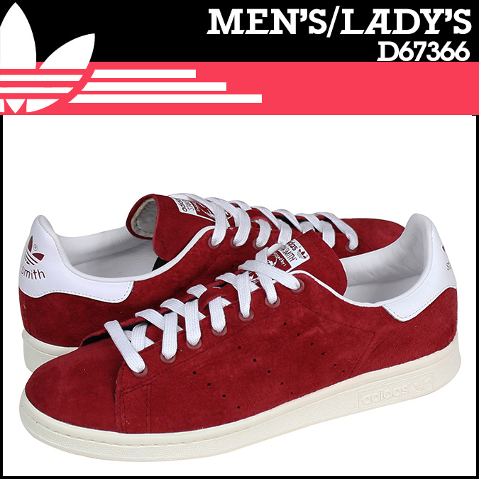 adidas 6 5. adidas originals stan smith sneakers stan smith suede mens womens unisex red d67366 6 5 m