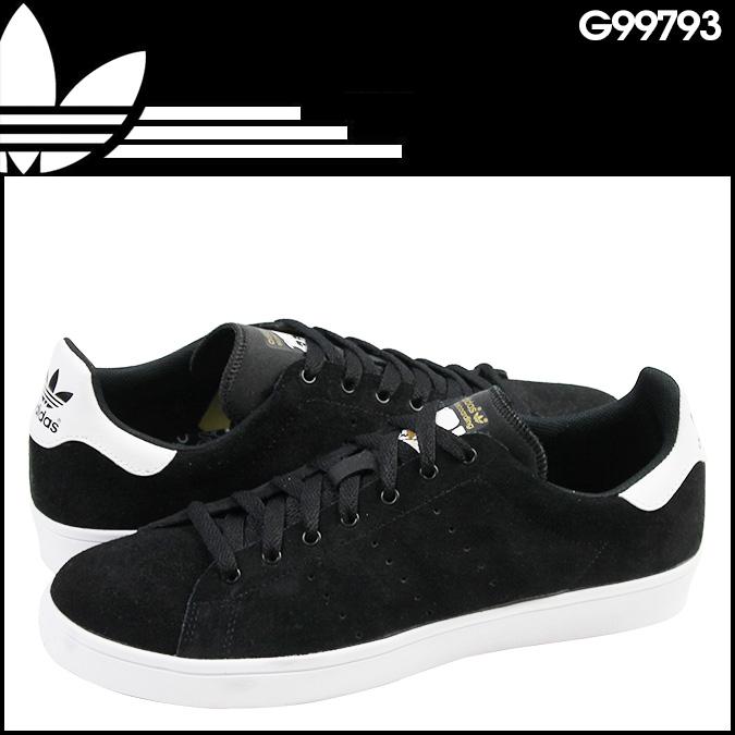 adidas stan smith black sneakers