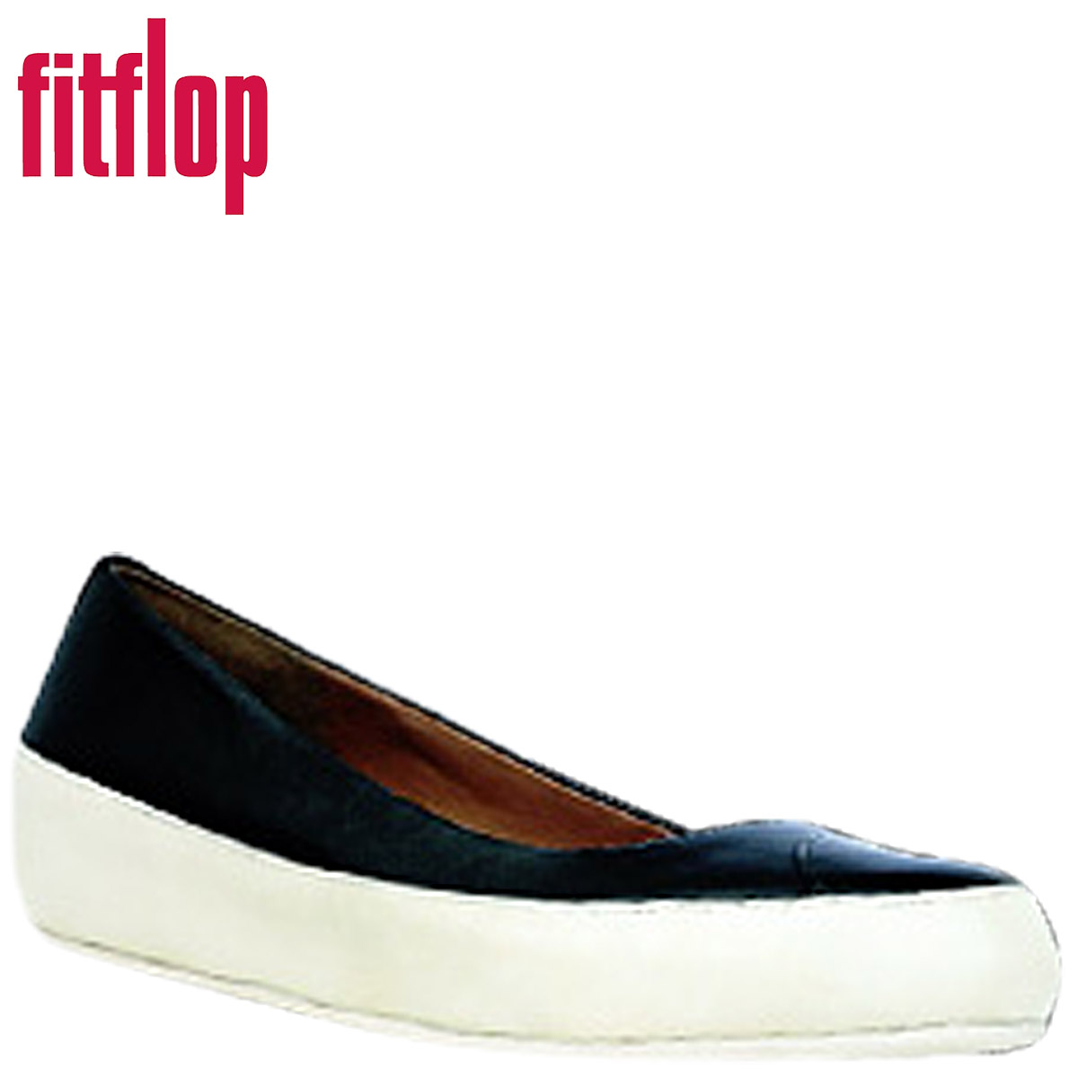 FitFlop fitting FLOP Douai pumps DUE leather shoes loafer 246 4 color Lady's