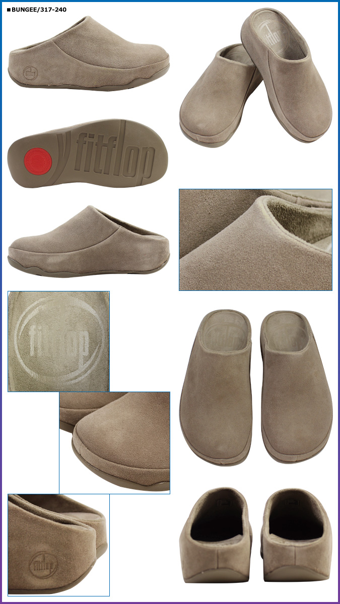 The Newest Fitflop Gogh Moc Womens Clogsm