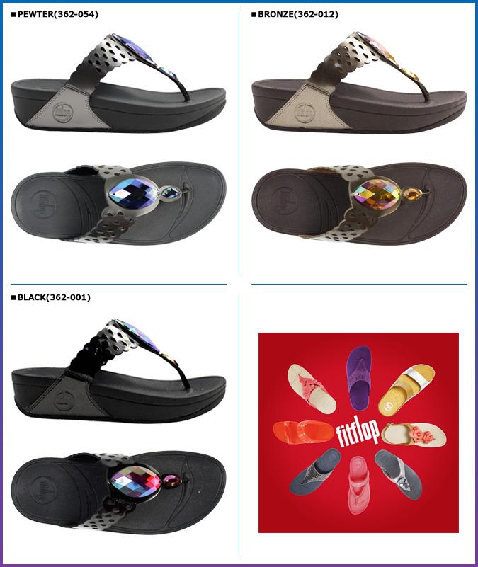 Fit flops FitFlop women's BIJOO Bijou Sandals 3 colors leather SANDAL 362 [3 / 17 new in stock] [regular] ★ ★