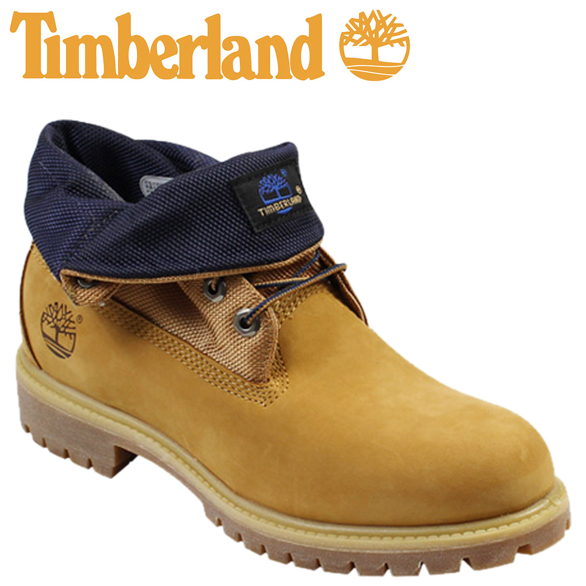 roll top timberland