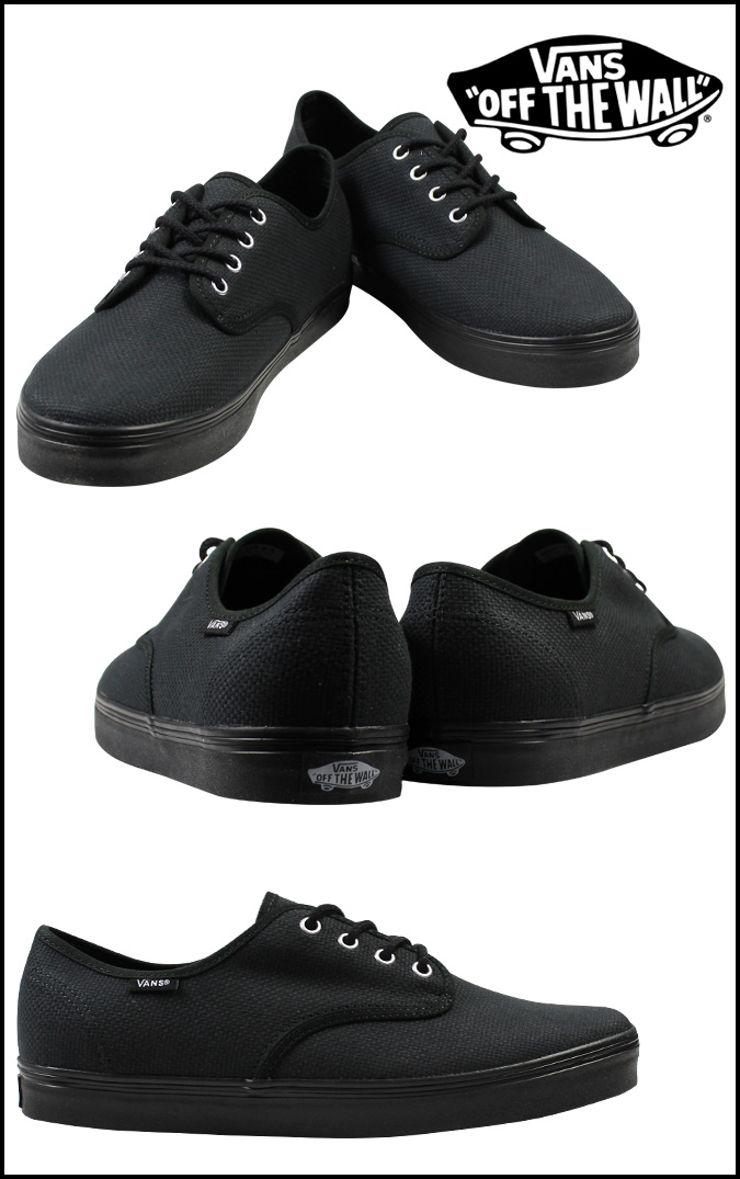 eb5edf0292 ALLSPORTS  VANS vans sneakers MADERO HEMP BLACK VN-0OYC3VS men shoes ...