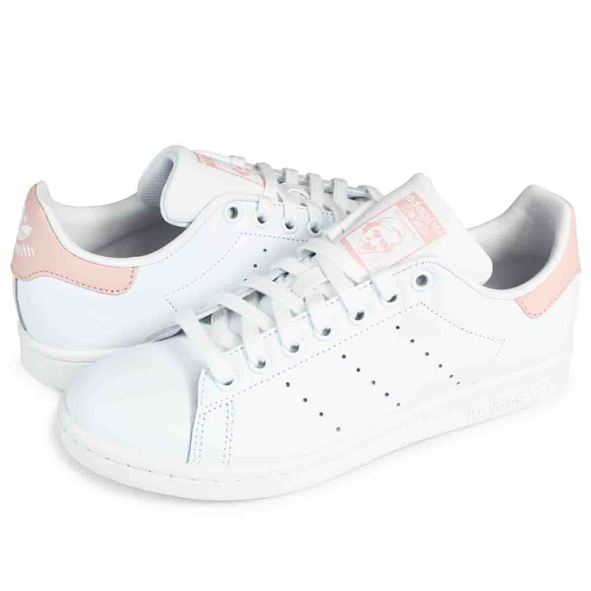 on sale 747ae e2ee2 adidas originals STAN SMITH Adidas Stan Smith Lady's sneakers AC8413 shoes  white [11/13 Shinnyu load] [1711]
