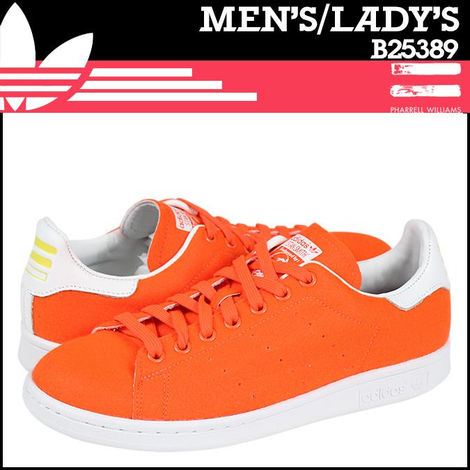 stan smith womens Orange