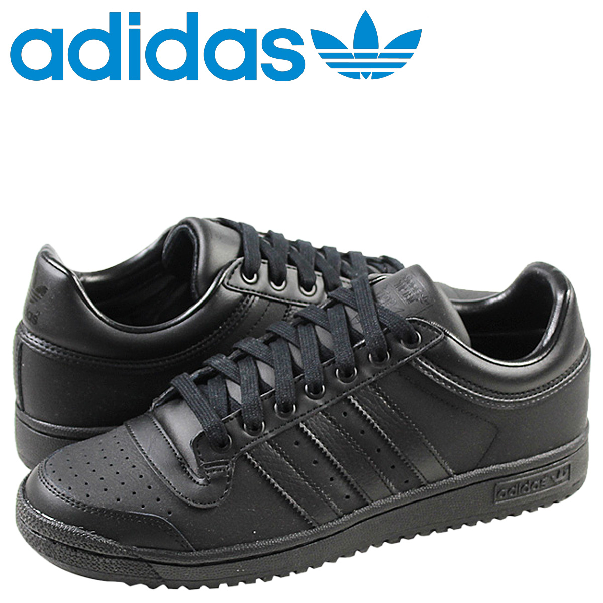 adidas Originals Adidas original stop ten low sneakers TOP TEN LOW D69291 men gap Dis shoes black