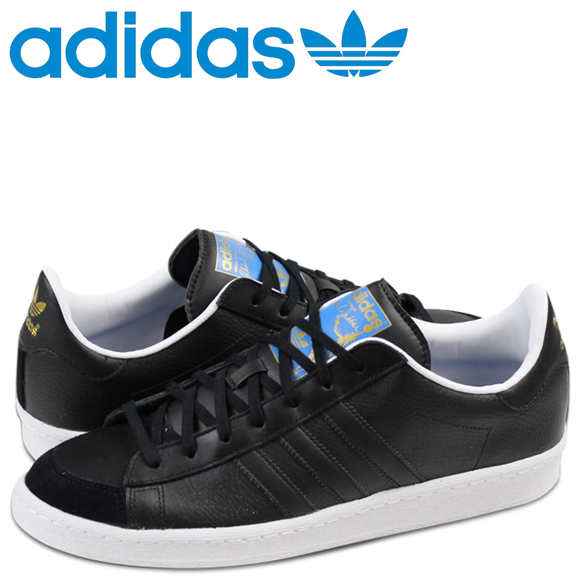 Abdul Men's Kareem G99849 Originals Adidas Leather Sneakers Blackregular Low Jabbar Lo EHIbeY29WD