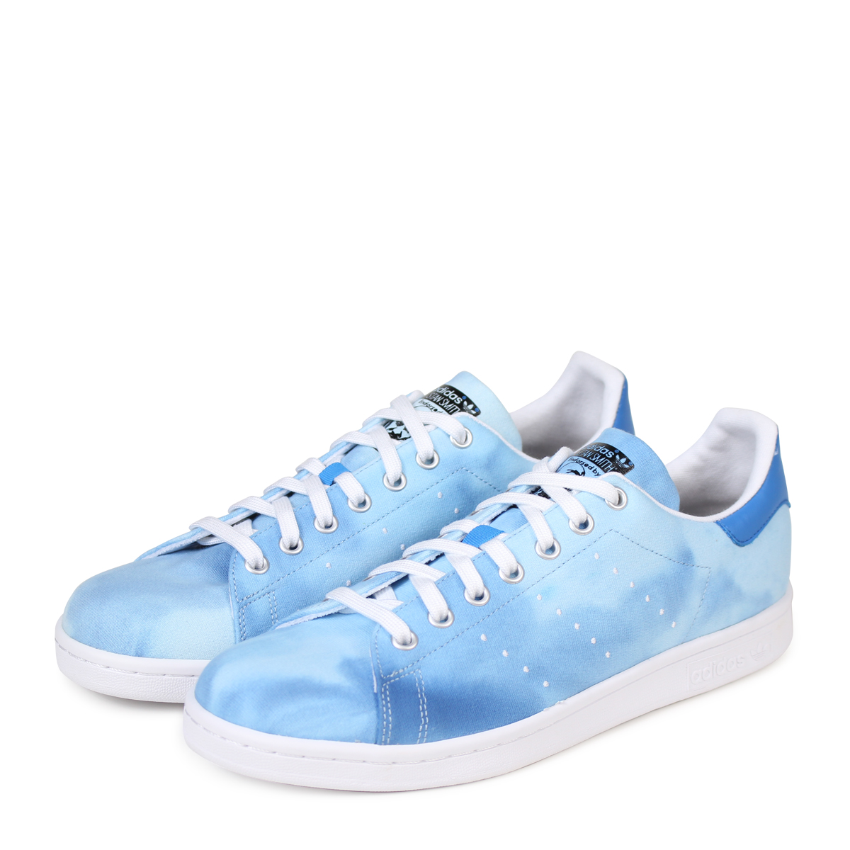 198fe4598c514 ALLSPORTS  adidas Originals PW HU HOLI STAN SMITH Adidas Stan Smith sneakers  Farrell Williams men collaboration AC7045 blue originals  load planned  Shinnyu ...