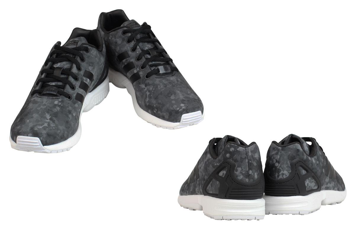 new styles 8806d e1940 adidas consortium Adidas originals CONSORTIUM ZX FLUX sneakers  collaboration AF6228 men gap Dis shoes black