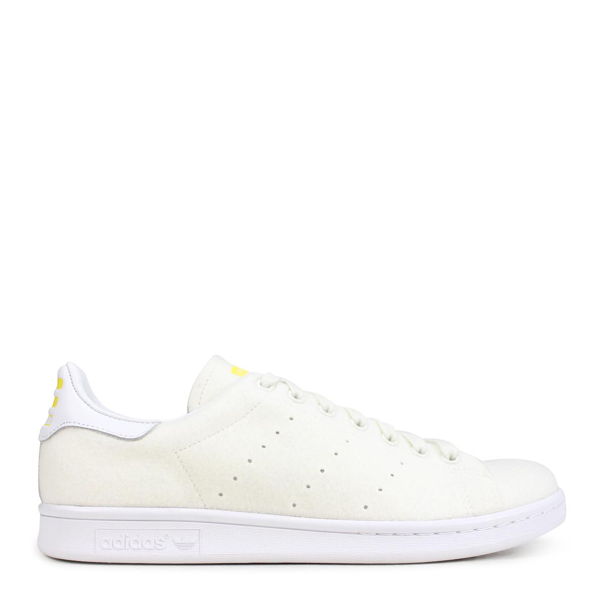 adidas Originals PHARRELL WILLIAMS STAN SMITH TENNIS PACK Adidas originals Stan Smith men sneakers B25390 white [load planned Shinnyu load in
