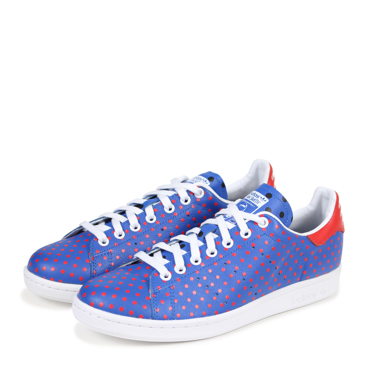 online retailer a0c65 6609a adidas Originals PW STAN SMITH SPD Adidas Stan Smith sneakers Farrell  Williams men collaboration B25400 blue originals [load planned Shinnyu load  in ...