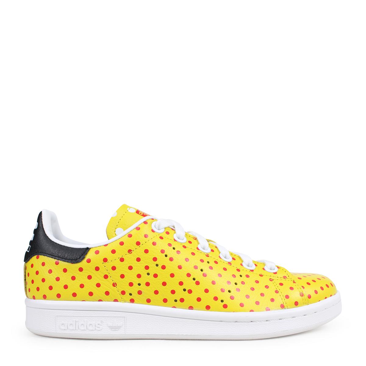 79b9a4f9e294d adidas Originals PW STAN SMITH SPD Adidas Stan Smith sneakers Farrell  Williams Lady s collaboration B25402 yellow originals  3 15 Shinnyu load    183
