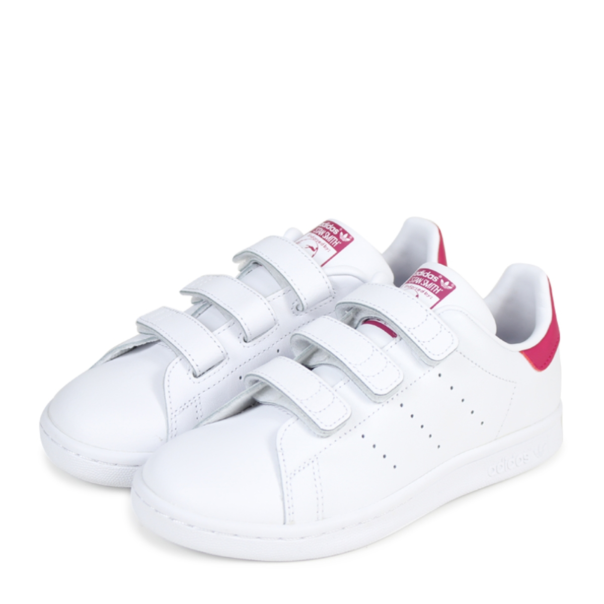 adidas originals stan smith cf sneakers in white