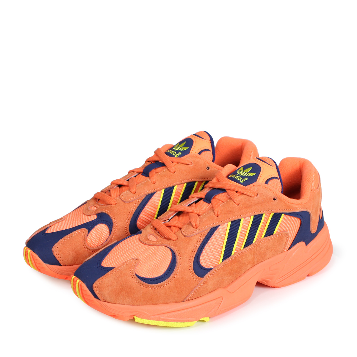 more photos 016b7 2ecc4 adidas originals YUNG-1 Adidas originals sneakers young people 1 mens B37613  orange load planned Shinnyu load in reservation product 77 containing  187