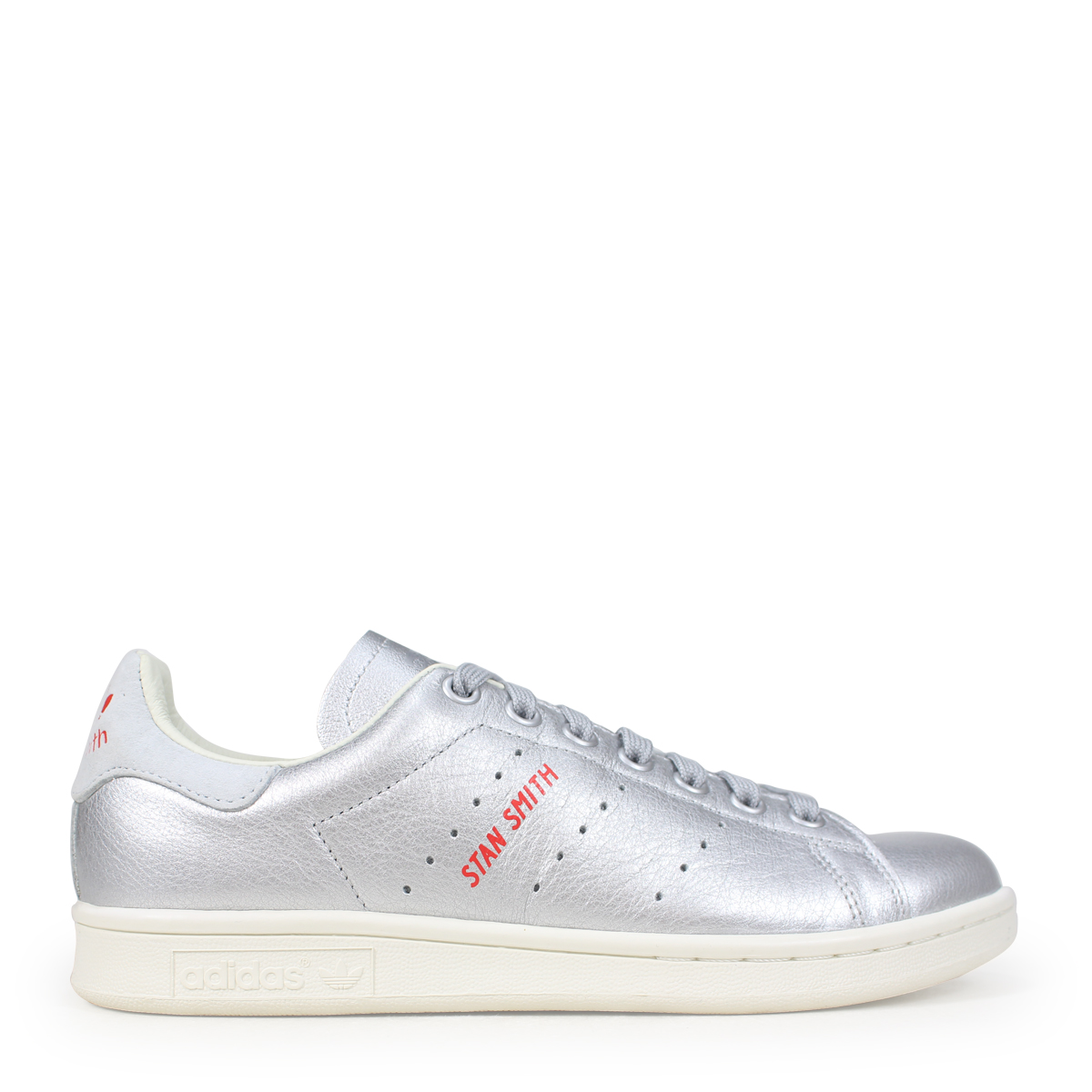 online store cab2e 3a3fd adidas Originals STAN SMITH W Adidas originals Stan Smith Ladys sneakers  B41750 silver load planned Shinnyu load in reservation product 620  containing ...