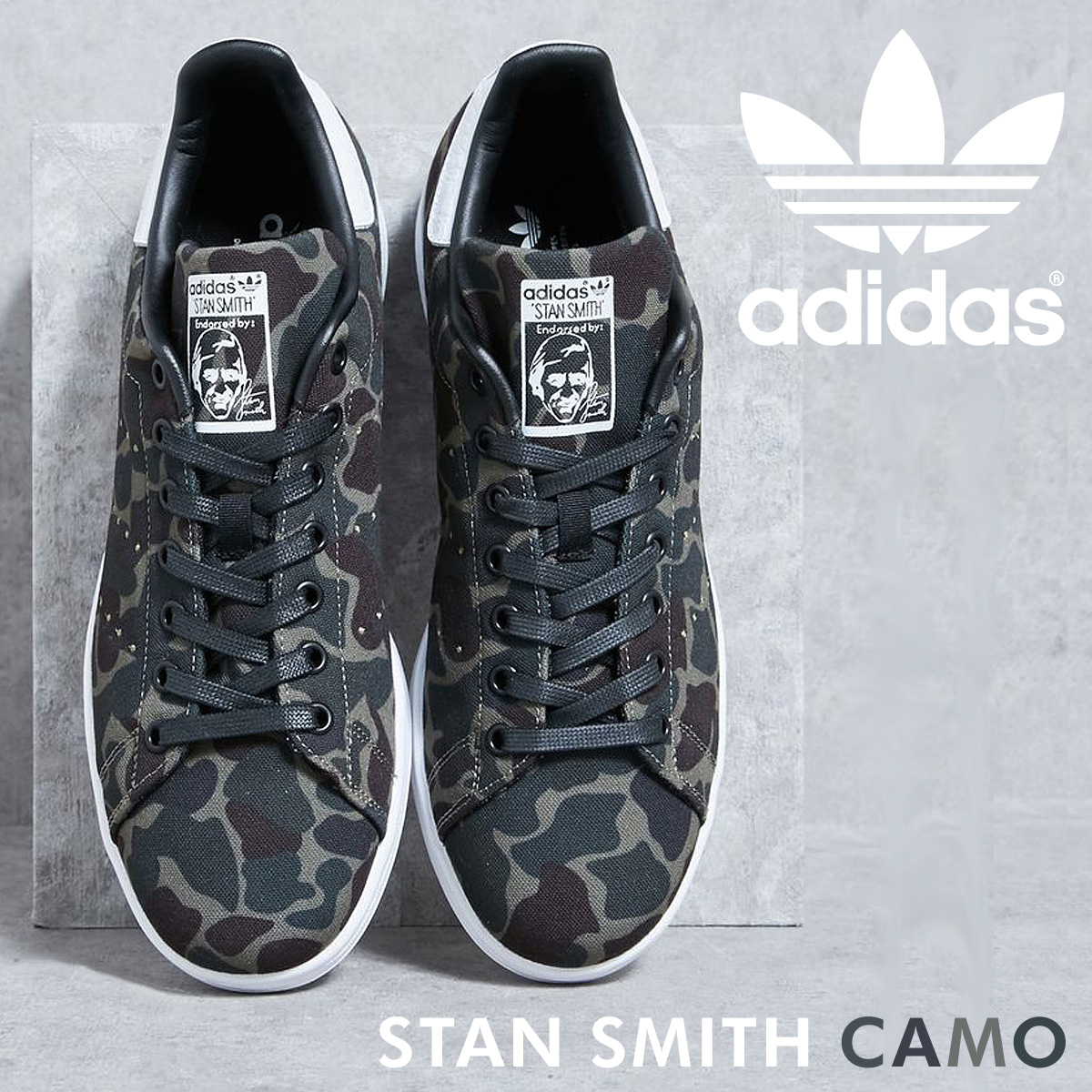 adidas stan smith verde militar